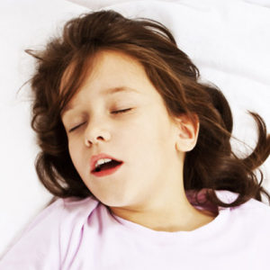 child sleep breathing disorder