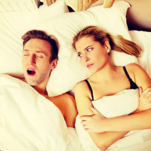 can snoring cause a stroke